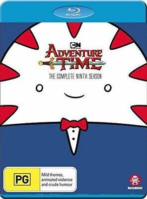 Adventure Time: Complete 9th Season [New Blu-ray] Australia - Import,