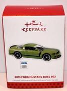 Hallmark Mustang