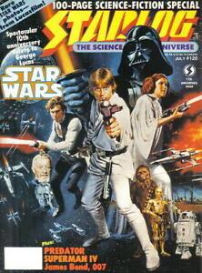 STAR WARS Collector Editions: (STARLOG MAGAZINE) 4 issues Regina Regina Area image 1