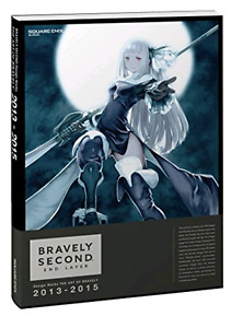 Bravely Second End Layer Collectors Edition