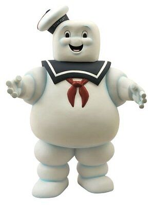 Diamond Select Toys Ghostbusters 24  Stay Puft Marshmallow Man Vinyl Bank