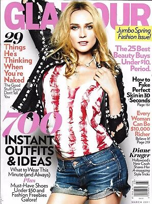 Glamour Outfit Ideas (Glamour Magazine Diane Kruger Instant Outfit Ideas Best Budget Beauty Buys)