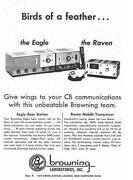 Browning CB Radio