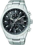 Mens Citizen Watch Black Dial
