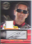 Autographed Auto Racing Cards