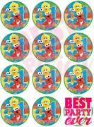 Edible Cupcake Toppers Baby
