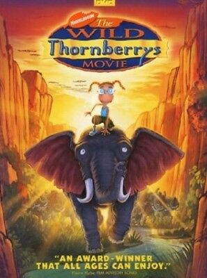 The Wild Thornberrys Movie [New DVD] Full Frame, Subtitled, Widescreen, Ac-3/D