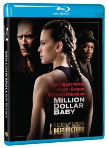 Million Dollar Baby (2014, REGION A Blu-ray