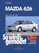 Mazda 626 Handbuch