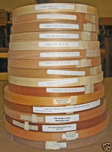 Maple edge banding lumber veneer ebay