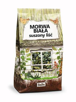 Diabetiker Tee (Weiß Mulberry Blatt 100% Tee senkt den Blutzucker Diabetes Schönheit 150g)
