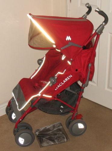 Maclaren Xlr Stroller Pushchairs Amp Prams Ebay