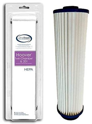 NEW Ultra Fresh HEPA Vacuum Filter for Hoover Twin Chamber/201/WindTunnel Savvy
