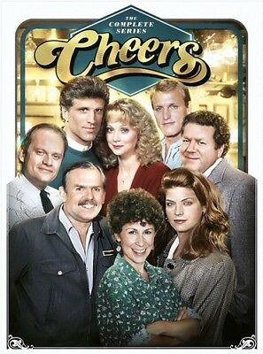 Cheers: The Complete Series [New DVD] Full Frame, Slipsleeve Packaging, Sensor