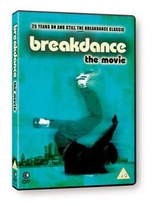 Breakdance - The Movie - DVD NEW & SEALED