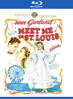 Meet Me In St. Louis [New Blu-ray] Manufactured On