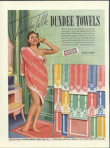 Dundee Towels Ebay