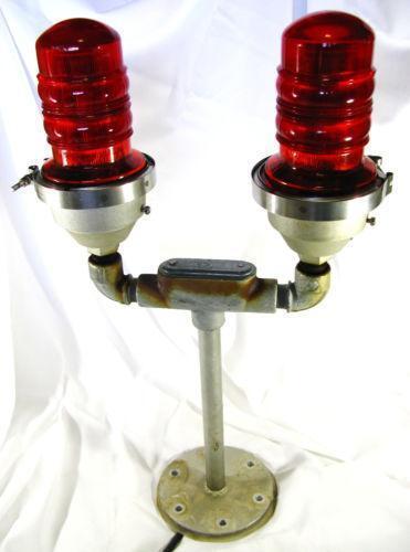 Flashing Red Light >> Tower Beacon | eBay