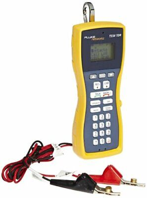 Fluke Networks Test Set Tdr Abn With Piercing Pin - Cable Length Testing