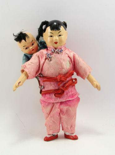 Chinese Paper Dolls | eBay