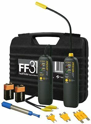 Sheffield Research FF310 Faultfinder 42v Ready Short / Open Circuit Finder And Open Circuit-finder