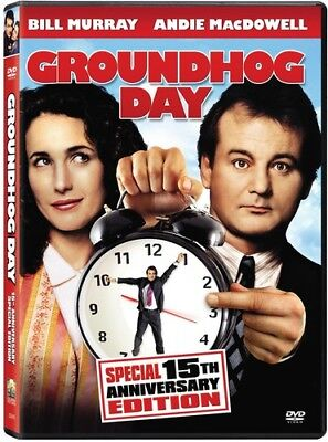 Groundhog Day  New Dvd  Anniversary Edition  Dolby  Dubbed  Subtitled  Widescr