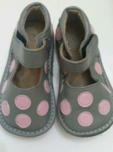 Toddler Girl Squeaky Shoes Ebay