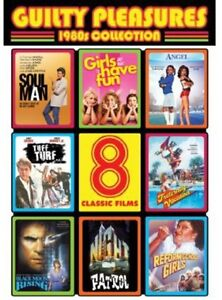 Guilty Pleasures: 1980s Collection (8 Classic Film (2013, DVD NEW)