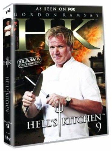 Hells Kitchen Dvd Dvds Amp Blu Rays Ebay