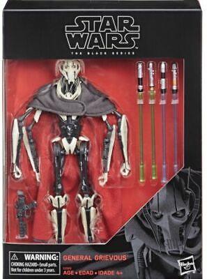 Hasbro Star Wars The Black Series General Grievous Action Figure Standard 6 inch