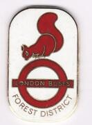 London Bus Badge