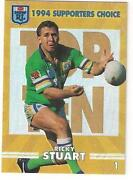 1994 Rugby League Gold Cards
