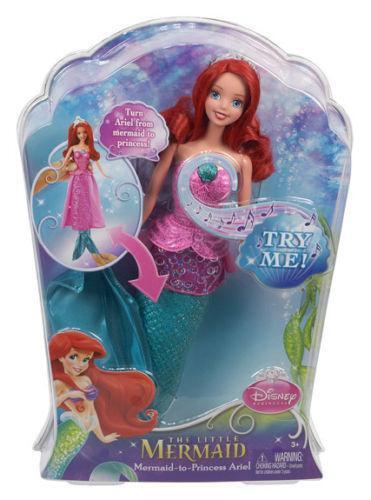 e130d80ed642d Ariel Doll | eBay