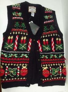 ugly christmas sweater medium