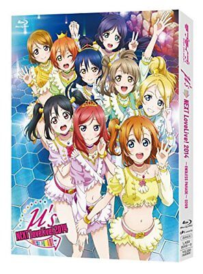 Brand new Love Live! ƒÊ?fs Next LoveLive! 2014 Endless Parade Blu-Ray