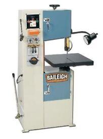🌟 Baileigh Vertical Bandsaw (BSV-12)