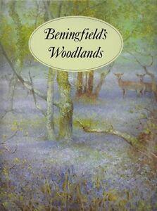 Beningfield's Woodlands by Gordon Beningfield Book The Cheap Fast Free Post