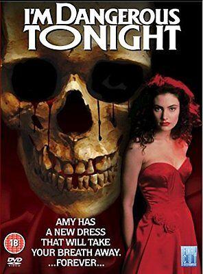 I'm Dangerous Tonight   [DVD]  New & Sealed   Tobe Hooper