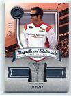 JJ Yeley NASCAR Piece of Authentic Auto Racing Trading Cards