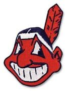 Cleveland Indians Patch