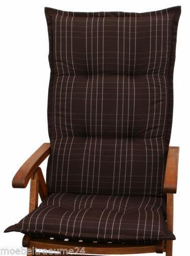 hochlehner auflagen g nstig online kaufen bei ebay. Black Bedroom Furniture Sets. Home Design Ideas