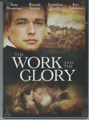The Work and the Glory (Region 1 DVD) religious strife in early 1800s New York (Halloween Trick Or Treat New York)