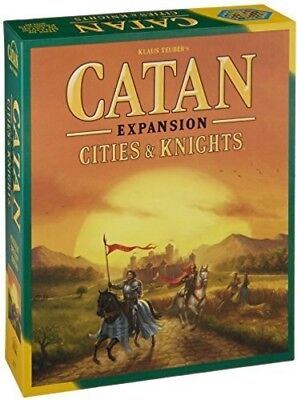 Catan Expansion: Cities and Knights [New ] Board Game