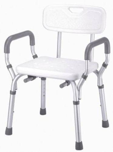 Shower Chair with Back Bathroom Safety eBay