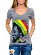 Bob Marley Shirt Women