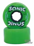 Green Roller Skate Wheels