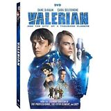 Valerian and the City of a Thousand Planets (DVD 2017) ACTION* NOW SHIPPING !
