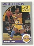 Magic Johnson NBA Hoops