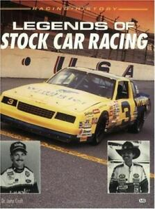 Legends-of-Stock-Car-Racing-by-John-Craft-1995-Paperback