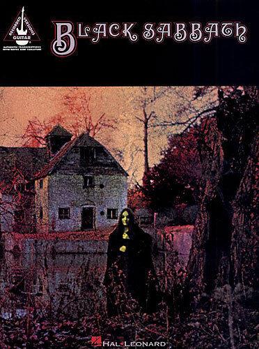 Black Sabbath Learn to Play Warning WASP Metal Rock Guitar Music Book